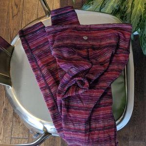 Full Length Sweater-Like Lululemon Leggings